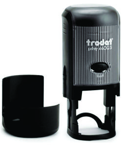 PAID 2-Color Trodat Stock Self-Inking Stamp