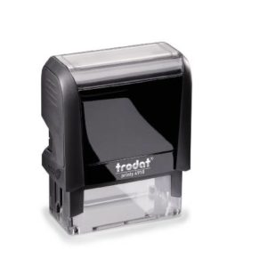 3/8″ x 1″ Trodat Self-Inking Stamp