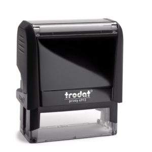 PR 4913 P4 H ecoblack 300x300 - 7/8″ x 2-3/8″ Trodat Self-Inking Stamp (Copy)
