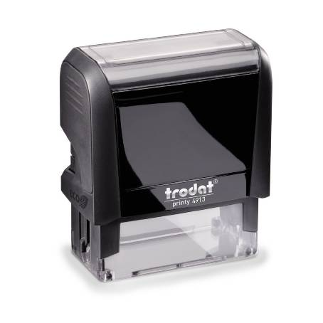 7/8″ x 2-3/8″ Trodat Self-Inking Stamp