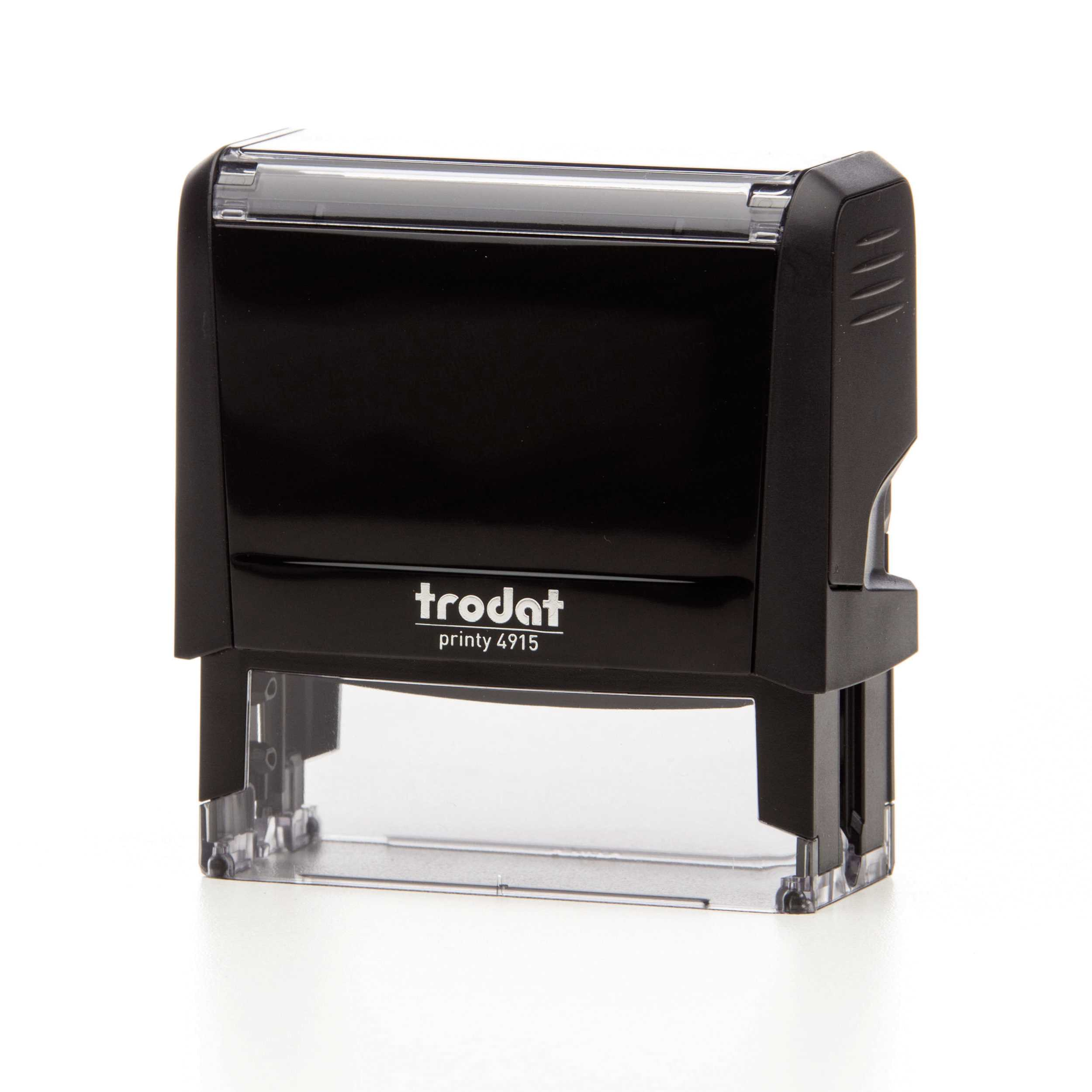 1″ x 2-3/4″ Trodat Self-Inking Stamp