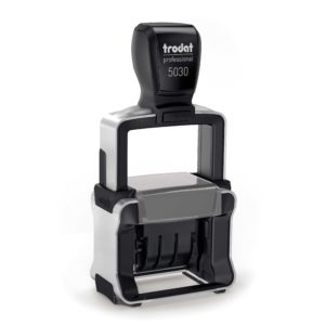 Date Only Stock Trodat Self-Inking Date Stamp